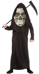 Giant Skull Reaper Kids Costume