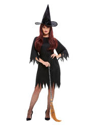 Spooky Witch Ladies Costume