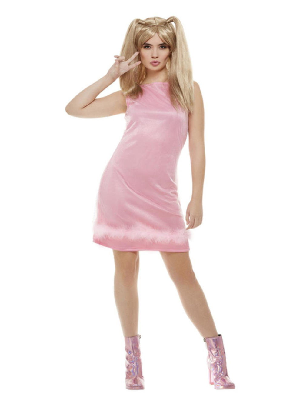 Baby Spice Ladies Costume