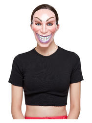Female Smiler Mask