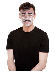 Male Transparent Mask