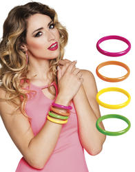 4 Colourful Bracelets