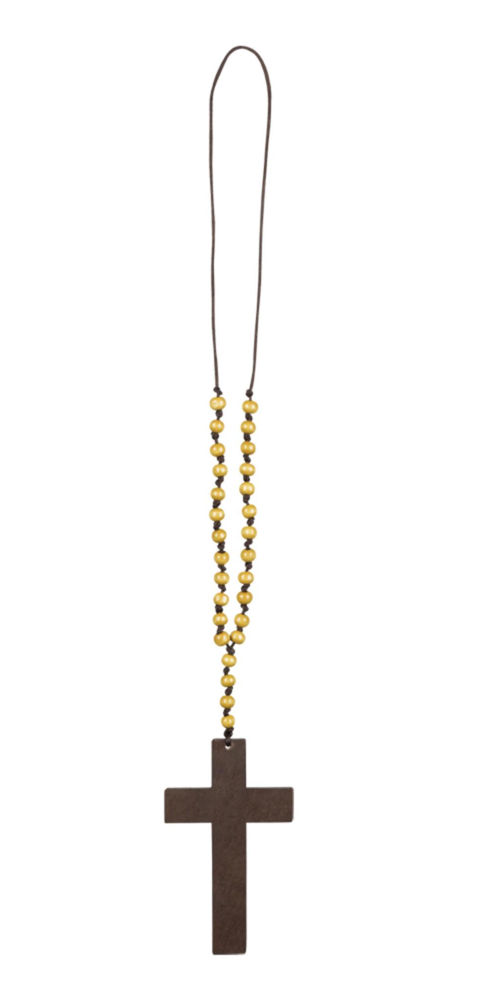 Deluxe Priest Cross Necklace
