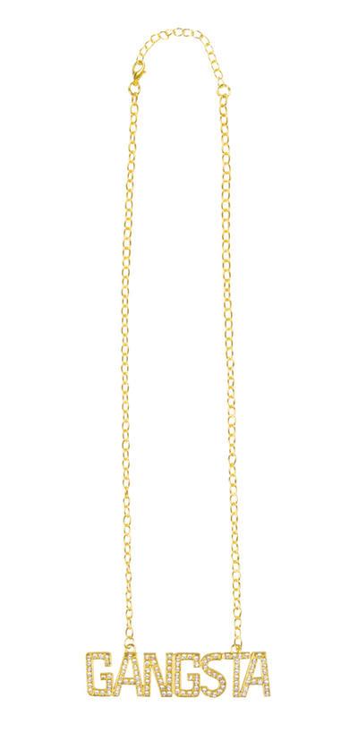 Gold Gangsta Necklace