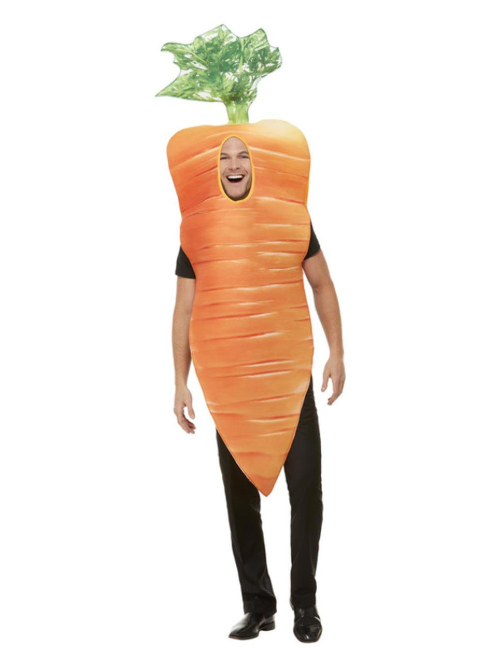 Christmas Carrot Costume