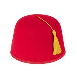 Moroccan Fez Hat