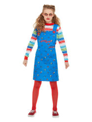 Girls Chucky Costume