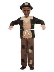 Goosebumps Scarecrow Kids Costume