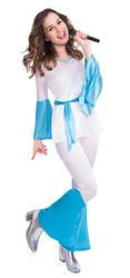 70s Pop Queen Ladies Costume