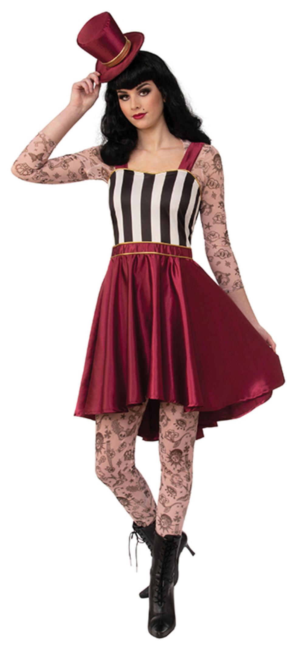 Tattooed Lady Costume