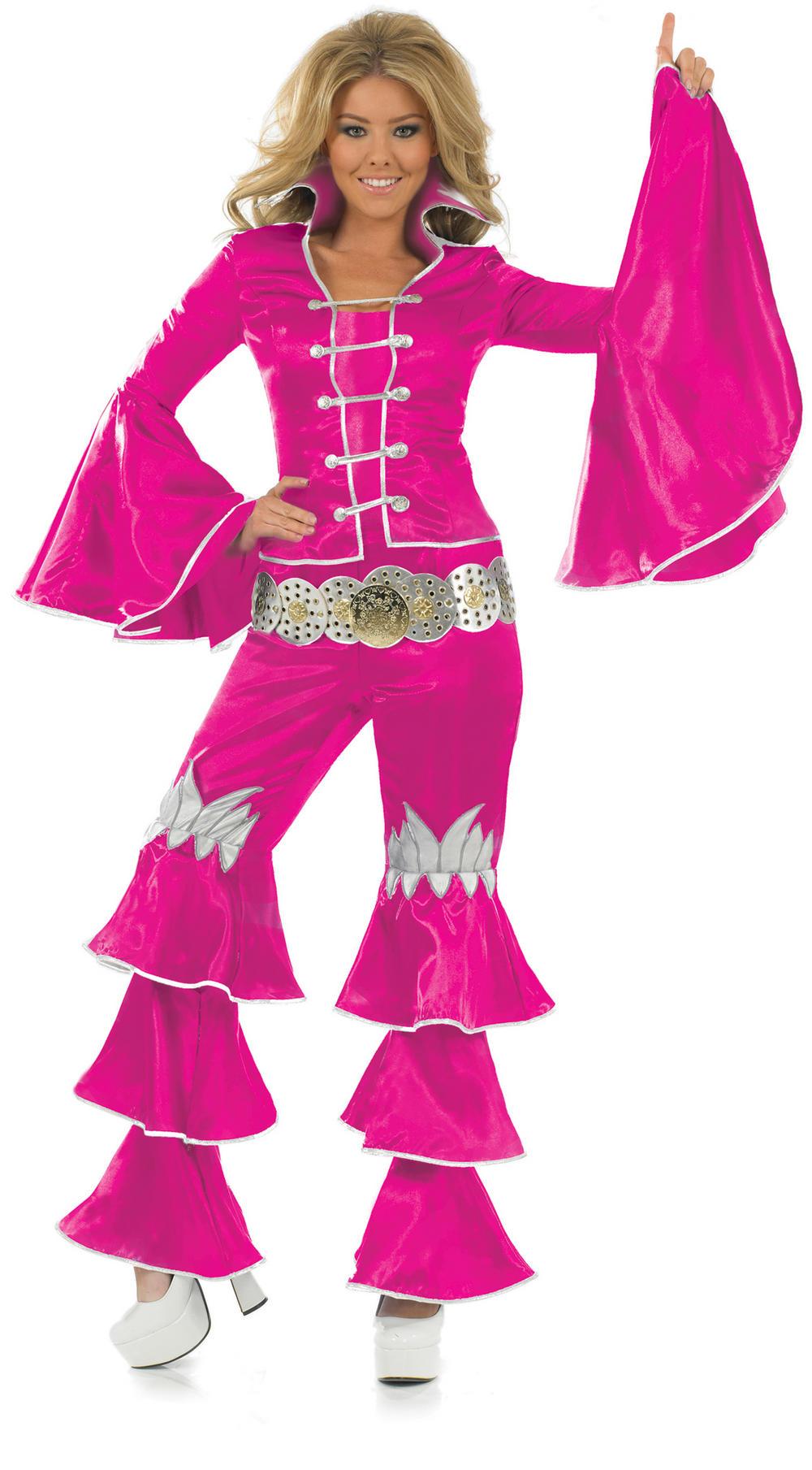 Pink Dancing Queen Costume