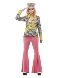 Carnival Jacket Ladies Costume