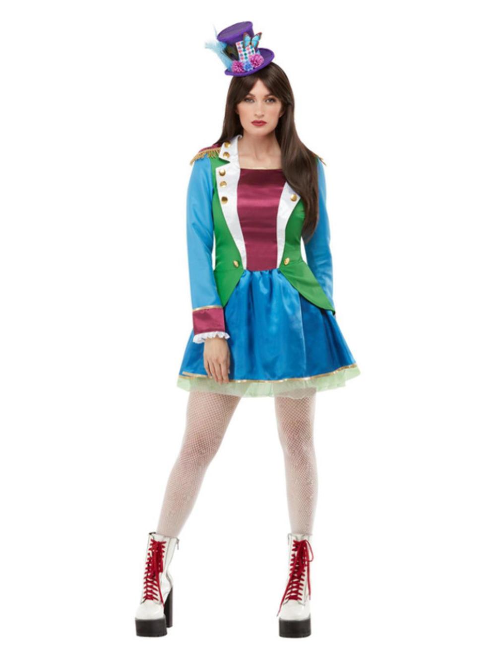 Ladies Party Dress Costume