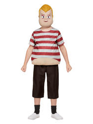 Pugsley Addams Family Boys Costume