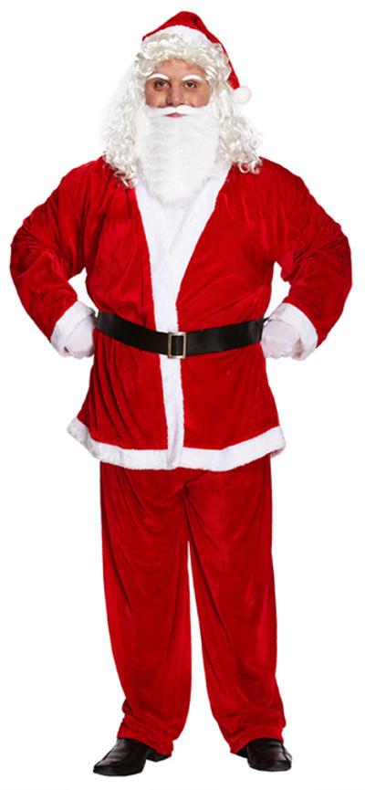 Santa Suit Mens Costume XXL