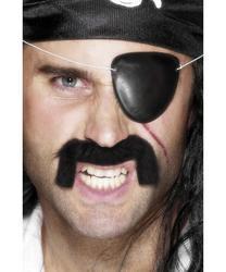 Black Pirate Eyepatch