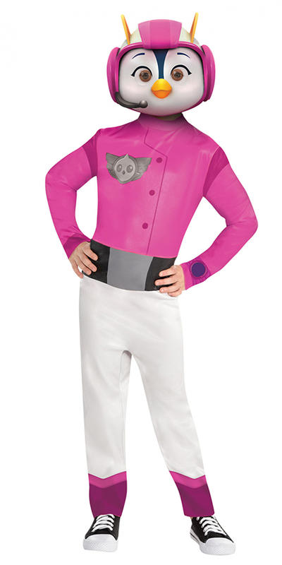 Top Wing Penny Girls Costume