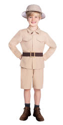 Safari Boy Costume