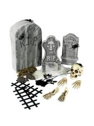 24 Piece Graveyard Collection Costume Accessory