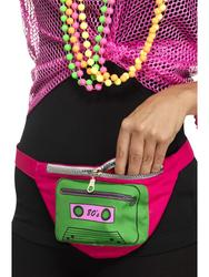 80's Bumbag Costume Accessory