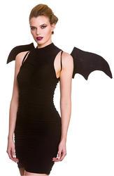 Adult Bat Wings  Costume Accessory