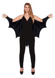 Adults Bat Cape Costume Accessory