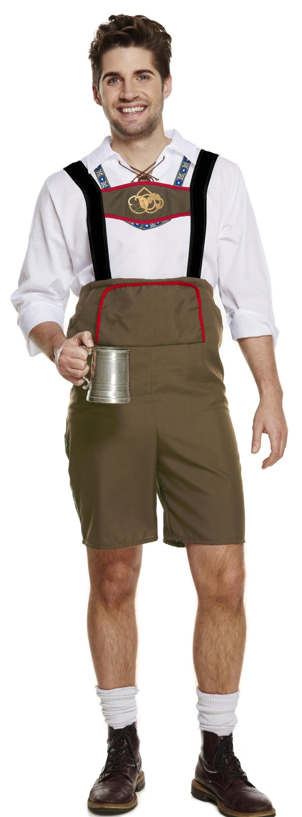 Bavarian Festival Man Costume