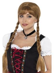 Bavarian Frõulein Choker Costume Accessory