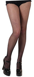 Black Fishnet Tights Costume Accessory