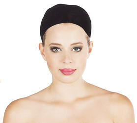 Black Hairnet Costume Accessory