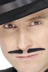 Black Spiv Tash Costume Accessory