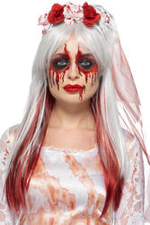 Blood Drip Bride Cosmetic Kit Costume Accessory