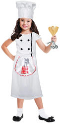 Chef Roleplay Set Costume Accessory