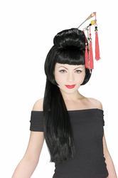 China Girl Wig Costume Accessory