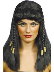 Cleopatra Egyptian Braided Wig Costume Accessory