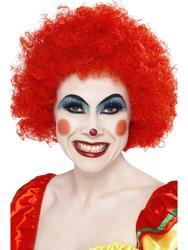 Crazy Clown Wig Costume Accessory