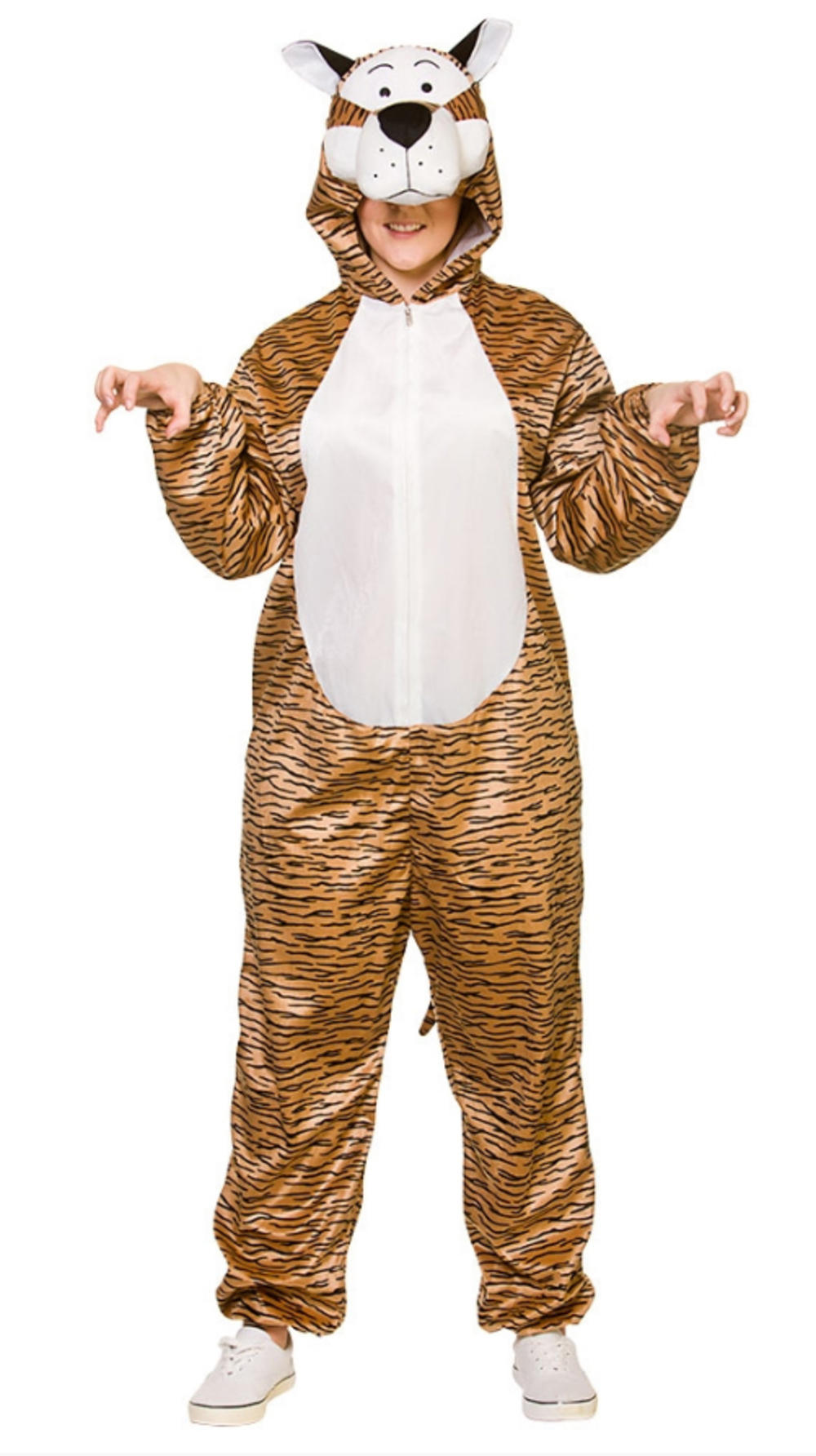 Deluxe Adult Tiger Costume