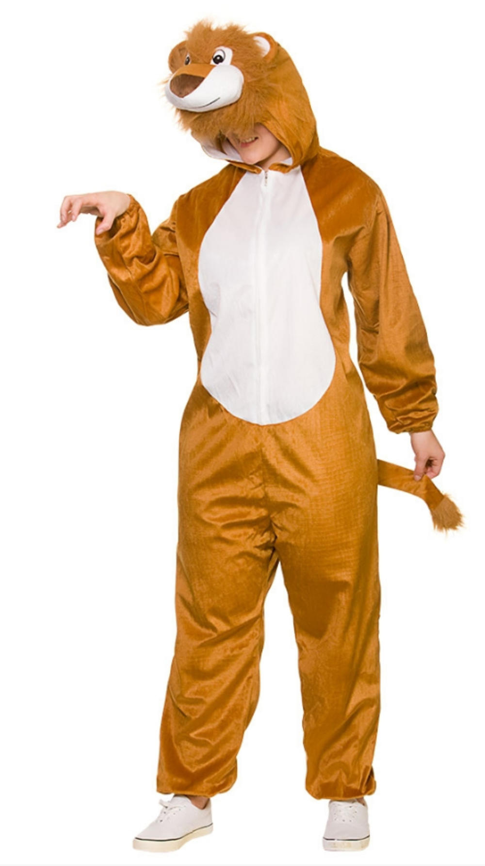 Deluxe Adults Lion Costume