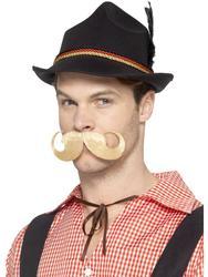 Deluxe German Trenker Hat Costume Accessory