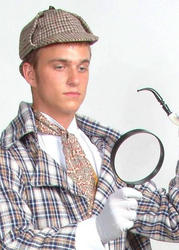 Detectives' Magnifying Glass Costume Accessory