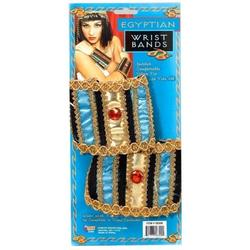 Egyptian Wrist Bands Costume Accessory