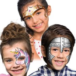 Fantasy Faces Make Up Kit Costume Accessory