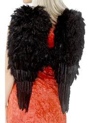Feather Angel Wings Costume Accessory