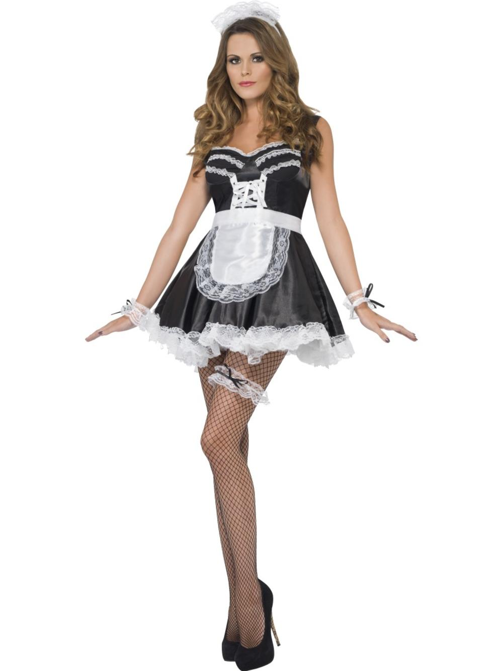French Maid Women's Set Costume Accessory