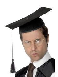 Graduate Mortar Hat Costume Accessory