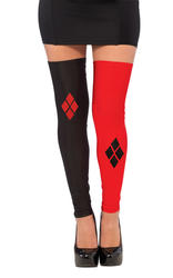 Harley Quinn Thigh Highs Costume Accessory