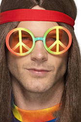 Hippie Specs Costume Accessory