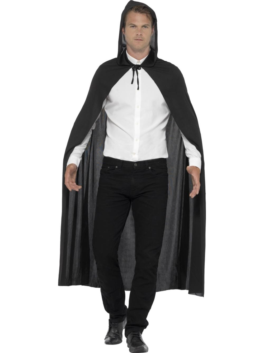 Hooded Vampire Cape Costume Accessory