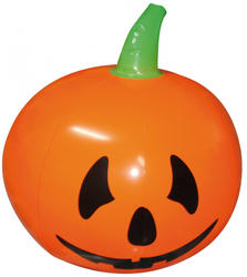 Inflatable Pumpkin Costume Accessory