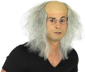 Mad Professor Wig Costume Accessory